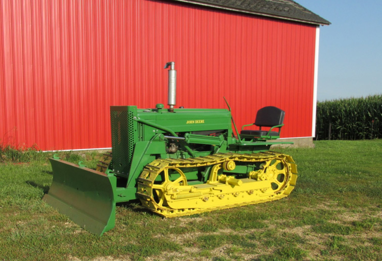 Old Antique Jd Crawlers : Antique tractor listings list your s for free
