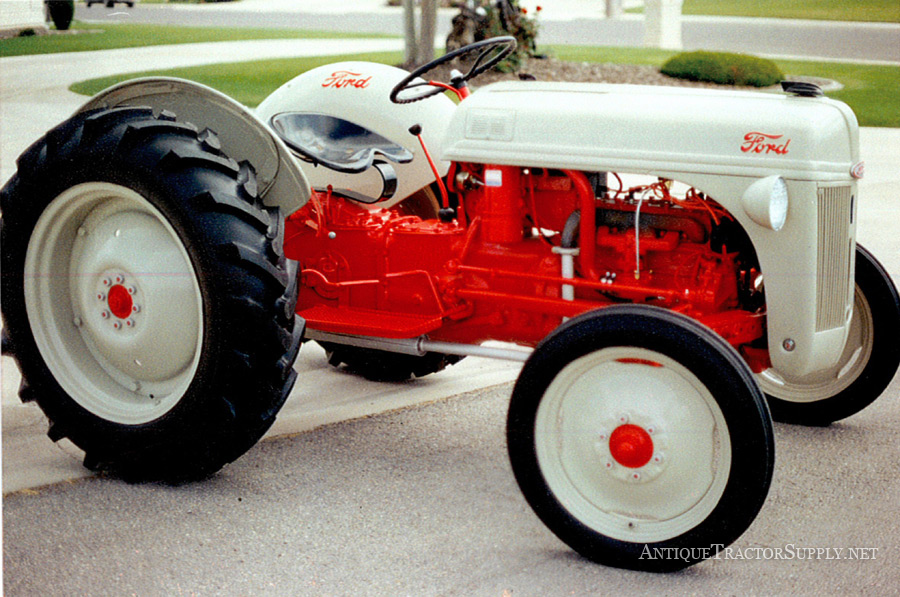 1954 Ford 8n Tractor : Ford n tractors for sale